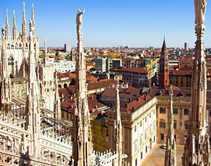 Flights to Milan, Italy