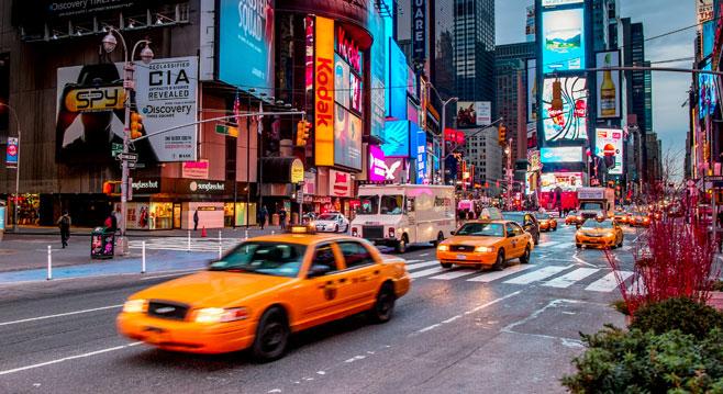 New York – 5 dana avionom iz Zagreba