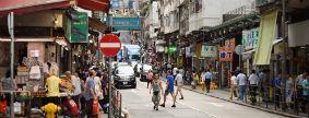 Sai Ying Pun, Hong Kong