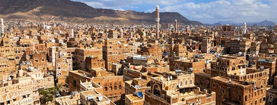 Flights to Sana'a