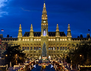 Flights to Vienna, Austria