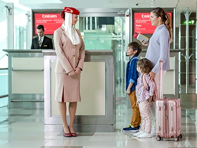 Travelling with children | Travel information | Before you fly