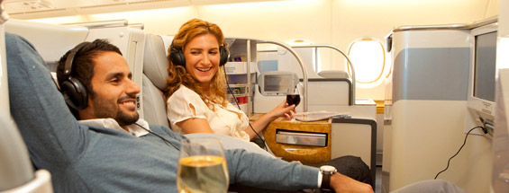 Travel Together in Business Class with These Incredible Fares