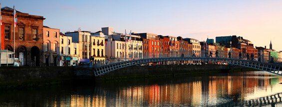 Vuelos a Dublín