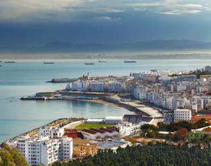 Vuelos a Argelia, Argel