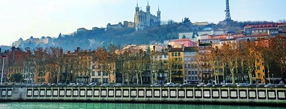 Vuelos a Lyon
