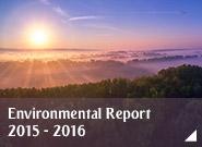 Environmental Report 2015-16