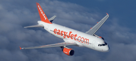 Travel with easyJet Using Your Skywards Miles