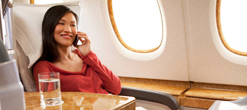 Earn Bonus Miles When Flying to Selected Destinations in the Middle East, Asia and Africa