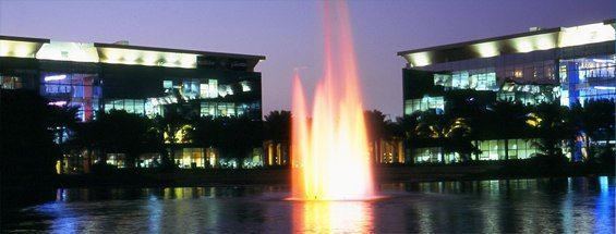 Zones franches de Dubai