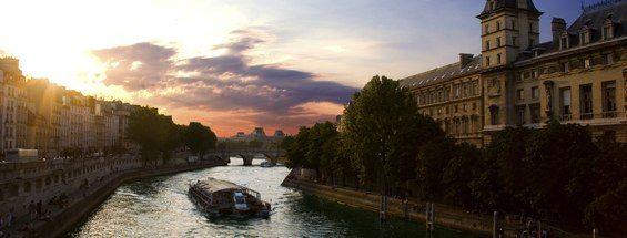 Vols à destination de Paris