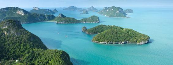Vols vers Phuket