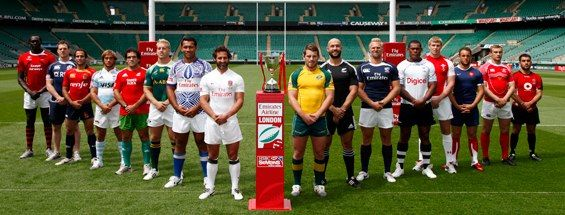 Le HSBC Sevens World Series