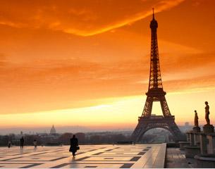 Vols vers Paris, France