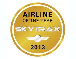 Emirates consacrée « Meilleure Compagnie aérienne du monde » en 2013