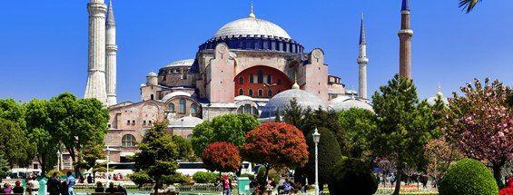 Vols à destination d'Istanbul
