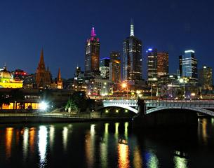 Flights to Melbourne, Australia