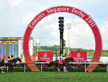 Emirates Signapore Derby