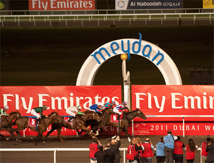 Dubai World Cup 2010