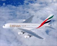 The Emirates` A380 will serve Amsterdam from 1st August 2012