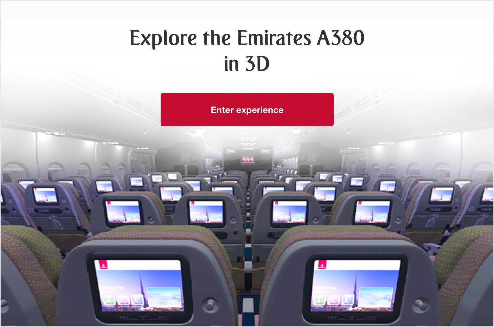 Emirates A380 | Our fleet | The Emirates Experience | Emirates Ireland