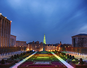 Flights to Brussels, Belgium