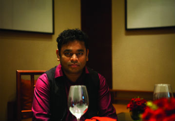 Lunch with AR Rahman