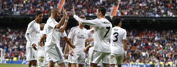 نادي ريال مدريد لكرة القدم