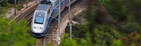 شراكة تبادل الرموز مع الشركة الوطنية للسكك الحديدية الفرنسية