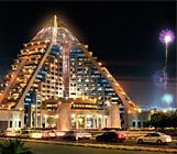 فندق رافيلز دبي