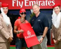 Emirates and the Australian Open Championship