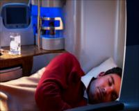 Business Class Lie-Flat Beds