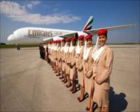 First Airbus A380 Enters Emirates Fleet