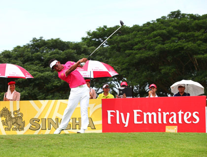 Emirates and Thailand Open