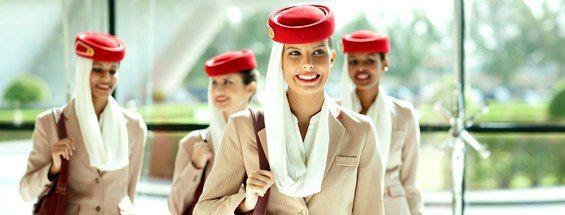 Lavorare con Emirates