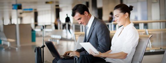 Richiesta di informazioni per un viaggio aziendale