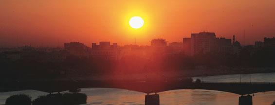 Voli per Baghdad
