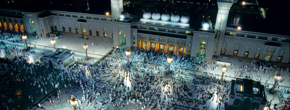 Voli per Medina