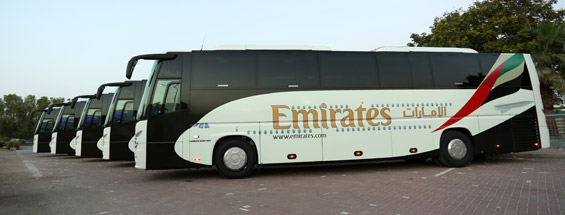 Servizio gratuito di bus navetta