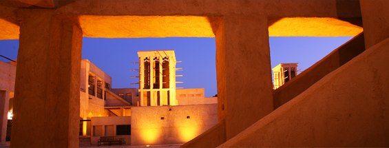 الثقافة والتقاليد في دبي