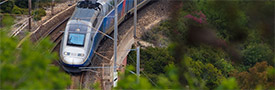 フランス国鉄(SNCF)とのコードシェア提携