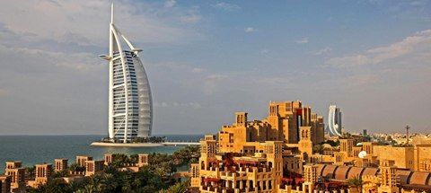 Emirates Online Fares to the Middle East