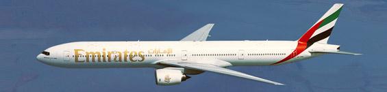 طيران الإمارات بوينج 777-300