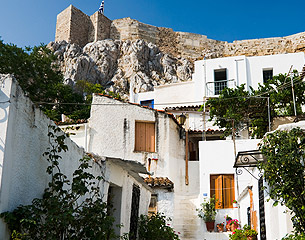 Flights to Athens, Greece