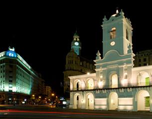 الرحلات إلى بوينس آيرس
