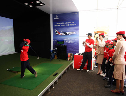 Emirates and Ballantine's Championship