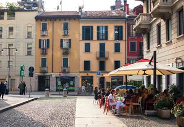 Brera, Milan