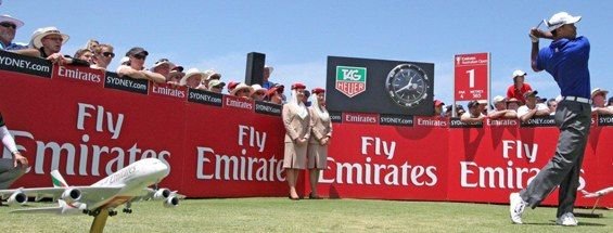 Emirates Open d'Australie