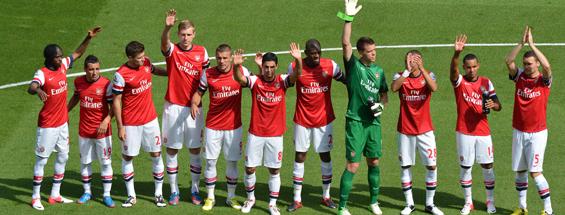 FC Arsenal et Emirates Stadium