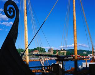 Vols à destination d'Oslo en Norvège